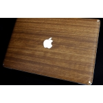 "SGP MacBook Pro 15.4"" Skin Guard Set Series [Mahogany Wood]"